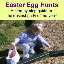 Easter Egg Hunts: How to host an egg hunt party