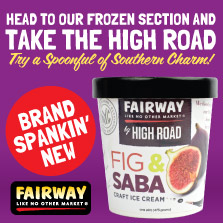 Fairway High Road Ice Cream!