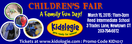 Kidologie Fair is March 15, 2015!
