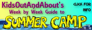 Week by Week Guide to Summer Camps in Fairfield County