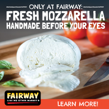 Only at Fairway!