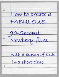 90-Second Newbery Curriculum
