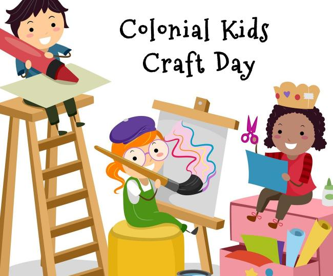 Colonial Kids Craft Day At The Norwalk Historical Society Museum | Kids Out  And About Fairfield County, CT
