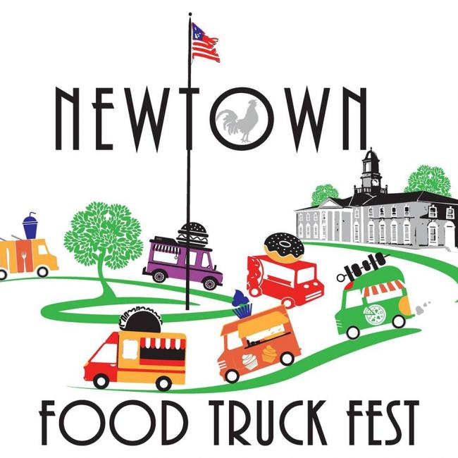 Food Truck Location Newtown