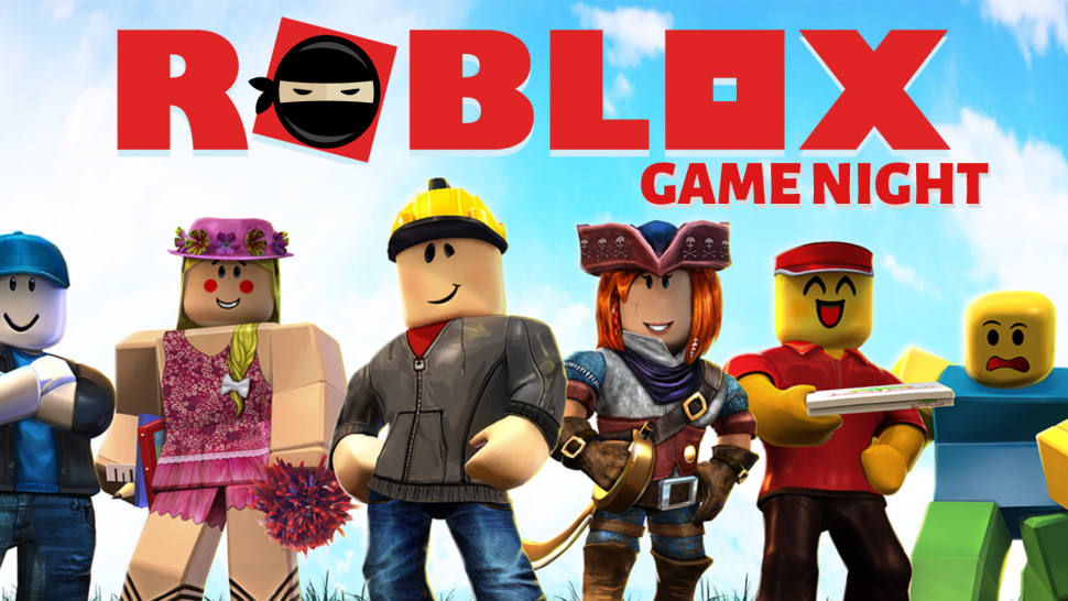 Roblox Game Night Kids Out And About Fairfield County Ct