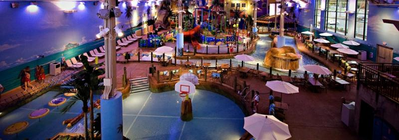 Coco Beach Water Park In Waterbury Ct